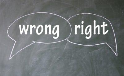 טעויות נפוצות כתיבת תוכן